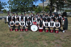Fountain Trust Pipe Band