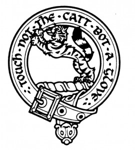 The Badge of Clan Chattan